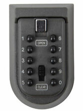 Surface Mounted Combination Home Safe