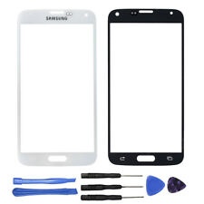 Touch Screen Glass for Samsung GALAXY S5 with Protective Film and Adhesive&Tools