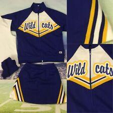 4pc Real Cheerleading Uniform Girl 9/10