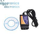 ELM327 V2.1/V1.5 OBD2 Bluetooth/WIFI OBD2 Auto Diagnostic Interface Scanner L2KD