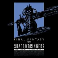 SHADOWBRINGERS FINAL FANTASY XIV Original Soundtrack Blu-ray Disc sound track