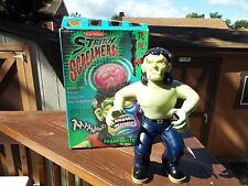 Electronic Strech Screamers! BY QUEST FRANKENSTEIN WITH ORIGINAL BOX