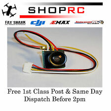 600TVL 1/4 1.8mm CMOS FPV 120 Degree Wide Angle Lens Camera PAL