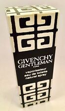 GIVENCHY GENTELMAN Edt 30ml Vapo VINTAGE & SEALED PERFUME!