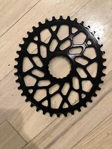 absolute black oval chainring 40t Easton Cinch DM