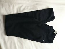 Black Jeggings Size 8 and Dark Blue Jeans Size 8 Long Very Good Condition
