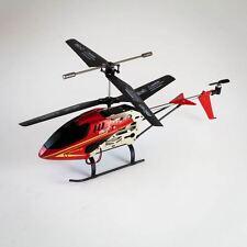 Gyro Flyer v4 3-Channel TRI-BAND RC Elicottero radiocomandato-rosso