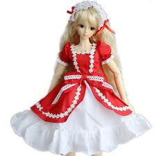 [wamami] 124# Red Dress/Clothes/Outfit 1/6 SD DOD DZ BJD Dollfie