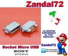 MICRO USB PORT SONY XPERIA Z ST18i LT29i LT36 LT25C SOCKET CONNETTORE RICARICA
