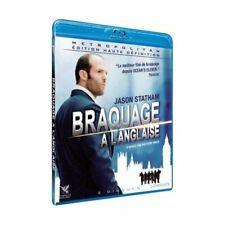 Blu-ray - Braquage à l'anglaise - SEVEN 7 - Jason Statham, Saffron Burrows, Step