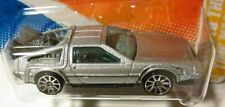 BACK TO THE FUTURE TIME MACHINE ~ HOT WHEELS 2011 PREMIERE