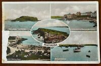 Portrush Multiview Postcard Co Antrim Northern Ireland Posted 1939 to Derry