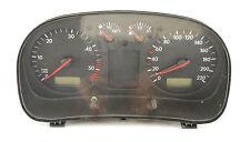 VW Golf MK4 TDI 81KW Tachometer Instrument Cluster 1J0919881 D