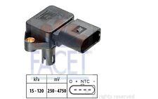 FACET Sensor, presión de sobrealimentación VOLKSWAGEN GOLF AUDI SEAT 10.3084