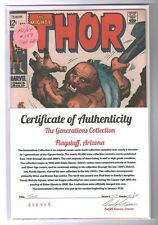 Thor #159 (Jack Kirby/Vince Colletta) Silver Age-Marvel Fn/Vf {Generations}