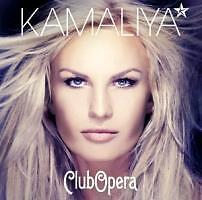 Kamaliya - Club Opera (CD)  NEW/Sealed!  Dance & Kassik  !!!