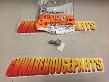 GM OEM Rear Bumper-Impact Bar Reinforcement Rebar Bolt 11515756