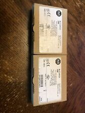 Allen Bradley 100-SB11 Auxiliary Contact Lot of 2!