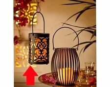 Metal Moroccan 21cm-40cm Height Lamps