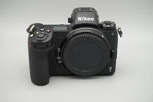 Nikon Z6 Gehäuse 1.800 Auslösungen - geprüfte Händlerware