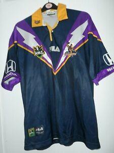 2000 Melbourne Storm Rugby League Shirt XL
