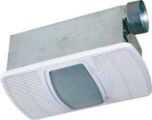 Air King AK55L Exhaust Fan, 120 V, 54 W, 4 in Duct, Round Grill