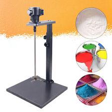 New listing 20L 1/4Hp Pneumatic Paint Mixer Blender Stirrer Ink Mixing Machine 5 Gallons Usa