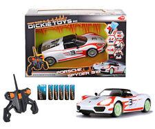 Dickie RC Porsche Spyder RTR 1 16 201119075
