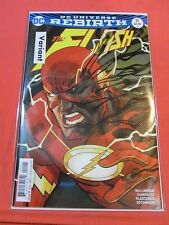 DCU Rebirth The FLASH #12 - Variant cover - bagged & boarded.!