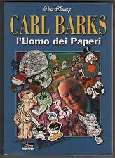 CARL BARKS L'UOMO DEI PAPERI disney libri italia 2001 tutto 18 bottaro don rosa