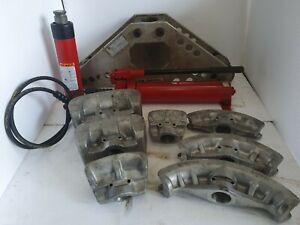 Enerpac STB-221N Hydraulic Pipe Bender Set 1-1/4in to 4in Gardner Bender
