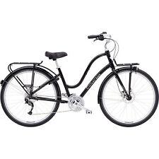 "Electra Townie Commute 27D EQ Black Disc Lady City Urban Bike 28"", Confort Bike"