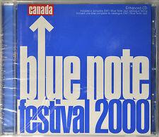 Blue Note Festival 2000 [Canada - EMI/Blue Note 2000 - Enhanced] - New/Seal