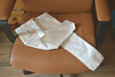 pantalon repetto neuf tres chic 5 ans  ecru nymphe liseret noeud 65 euro