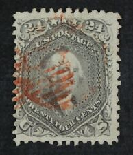 CKStamps: US Stamps Collection Scott#78b 24c Washington Used
