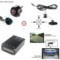 360°Car Panoramic Screen Divider All Round View Camera System For Monitor System