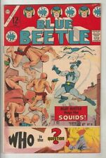 Blue Beetle # 1 Strict VF High-Grade Steve Ditko 1st Silver-Age The Question
