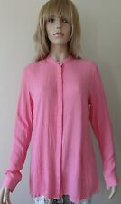 "Sorbet Pink Ladies Designer Blouse Size 38"" Chest by B.Young BNWT"