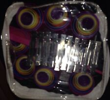 New Avon Ultimate Volume Hair Rollers With Case