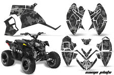 ATV Decal Graphic Kit Quad Wrap For Polaris Outlaw 90 110 All Years CAMOPLATE K