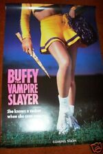 BUFFY THE VAMPIRE SLAYER advance  Rolled  movie poster
