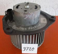 Heizungslüftermotor Pontiac Firebird 3.8 Bahjahr 8/1996 eBay 3720