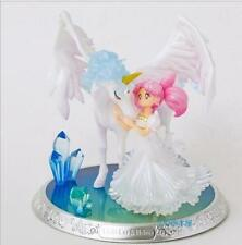 Sailor Moon Small Lady Chibiusa & Helios PVC figure figuarts Zero 6in. no box