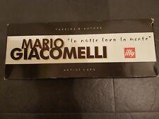 RARA ILLY COLLECTION - LA NOTTE LAVA LA MENTE DI MARIO GIACOMELLI - 1997