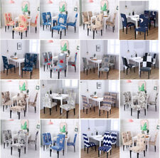 Chair Covers Weddings Banquet Kitchen Protective Dustproof Seat Cover Slipcover