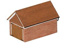 Hornby Detached Brick Garage R9826 OO Scale (suit HO also)