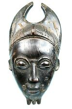 Art Africain - Ancien Masque Baoulé - Quality African Mask - Afrique - Africa ++