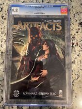 Top Cow Rebirth Artifacts New Creation Part 3 #16 CGC 9.8