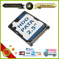 HDD Hard Disk Drive Ide Pata 2.5 Für Notebook Laptop Festplatte 160Gb 320Gb