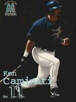 1999 SkyBox Molten Metal Baseball Card Pick